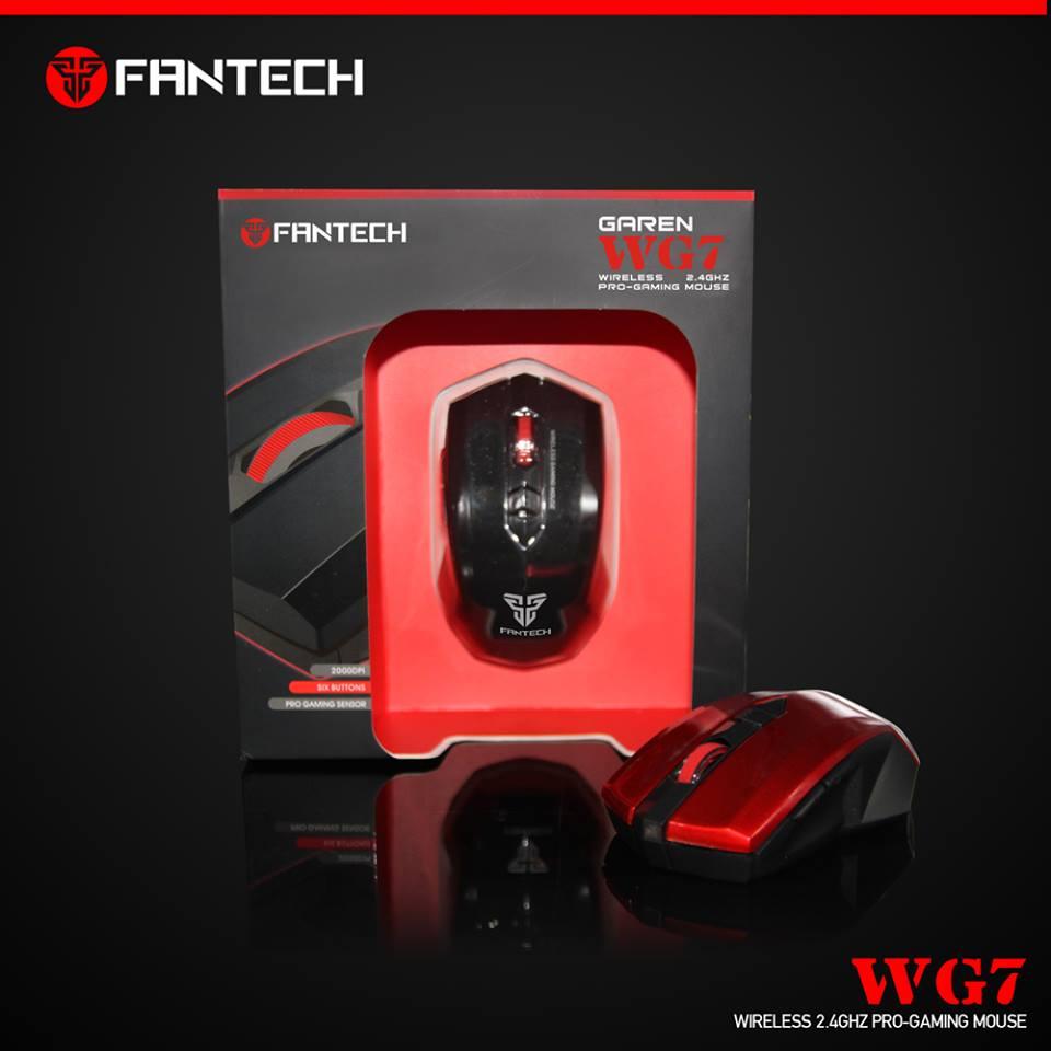 27757643bcb Fantech Garen WG7 gaming mouse - Neptronics