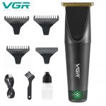 black-premium-quality-hair-trimmer-for-men-vgr-090-with-accessories